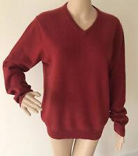 Maglione da uomo collo V Marks /& Spencer Cashmilon Morbido Lavorato a Maglia Nuovo M/&S Maglione Pullover