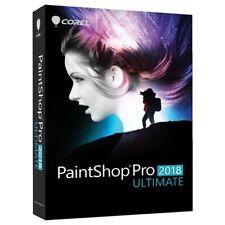 Corel PaintShop Pro 2018 Ultimate Windows Box