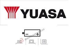 BATTERIA YUASA YTX20HL-BS HARLEY DAVIDSON V ROD 1250