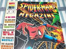 Spider-Man Megazine #6 with 96 Pages of classic Spider-Man Reprints from 1995