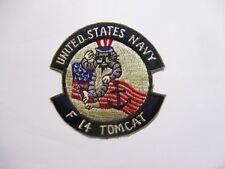 Patch_ USN PATCH - USN PATCH NAVY F 14 TOMCAT   PATCH