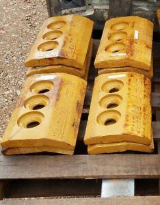 (7) John Deere/Black Cat 944K wheel loader cutting edges part# T1957180