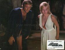 SEXY OLGA SCHOBEROVA THE VENGEANCE OF SHE  1968 VINTAGE LOBBY CARD #4