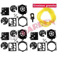 3x Carburateur Reparation Membrane Kit Walbro K10-HDC Stihl 015 015AV 15AVE 015L