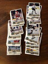 (40) 1992 Classic Draft Picks Hockey Cards! Mario Lemieux Peca Hamelin Gretzky!