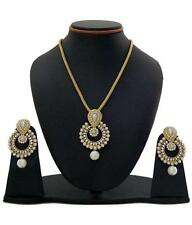 Necklace Jewellery Set with Earrings Fashion World