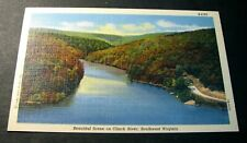 Old Postcards  Clinch River, Southwest Virginia   PW3