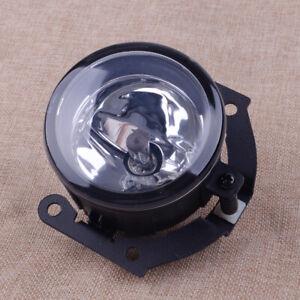 L=R Front Fog Lamp Fit For Mitsubishi Lancer Sportback 2008-2015 8321A198 Black