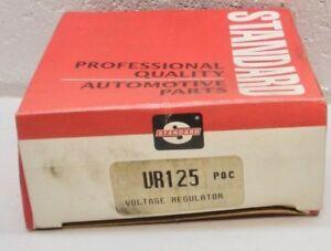VOLTAGE REGULATOR Standard Motor Products VR-125; FIT MoPar; 1969-1993