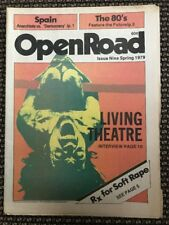 Open Road Issue 3 1977 - Vintage Anarchist Newspaper Feminism Civil Rights Nukes
