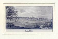 Burgdorf - Lithographie aus Görges 1843