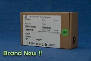 NEW!! GENUINE HP JD118B HP X120 1G SFP LC SX TRANSCEIVER