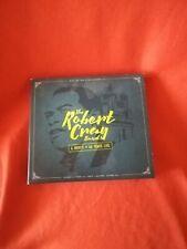 THE ROBERT CRAY BAND - 4 Nights Of 40 Years Live - Digipak 2 CDs + 1 DVD