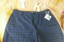 Croft & Barrow MidRise Shorts Women's Size 16
