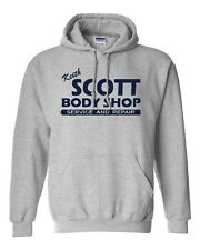 Keith Scott One Tree Hill Body Shop North Carolina TV Novelty Sweatshirt Hoodie