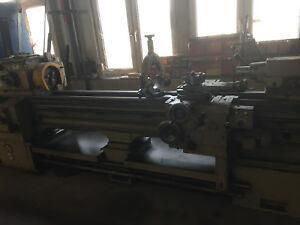 WMW Leit- und Zugspindel- Drehmaschine DZ400 4