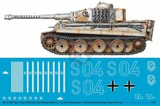 Peddinghaus 1/16 Tiger I Tank Markings Michael Wittmann LSSAH Russia 1943 3400