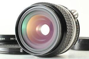 [Near Mint + Hood] Nikon Ai-s Nikkor 24mm f/2 Wide Angle Lens HK-2 From JAPAN