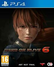 Dead or Alive 6 | PlayStation 4 PS4 New