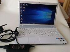 PC Portable Sony VAIO VPCEE 15.6 led, W10 TBE.SSD 128go  4 go ddr3
