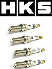 4 x Uprated HKS Iridium Super Fire Spark Plugs HR9- For S14 200SX Zenki SR20DET