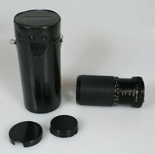 80-200MM 4.5 LENS FOR CANON FD WITH CANON CASE