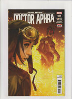 Doctor Aphra #24 NM- 9.2 Marvel Comics Star Wars 2017 Darth Vader app.