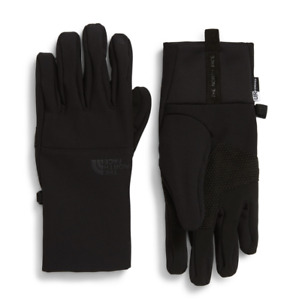 The North FaceApex Etip Gloves Black Mens Size Large U/R Powered NWT
