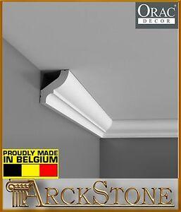 ARCKSTONE ORAC DECOR Basixx Cornice CB 501 soffitto parete bianco polistirolo