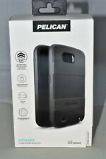 Pelican Voyager for LG X Venture - Black - RUGGED CASE with Belt Clip & SP - NIB