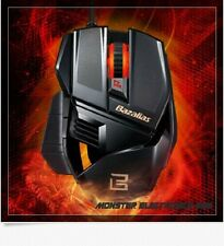 Bazalias X1 Pc Laptop Professional USB Wired Gaming Mouse, 2000DPI