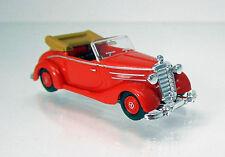 Busch 40510 Mercedes-Benz 170s Cabrio Aperto-Rosso