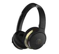 Audio-Technika AR3BT Sonic combustible en-Oído Auriculares inalámbricos Bluethooth Negro Nuevo