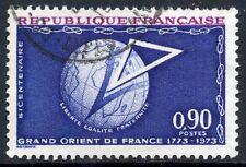 STAMP / TIMBRE FRANCE OBLITERE N°  1756 GRAND ORIENT DE FRANCE
