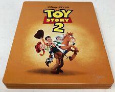 Disney Toy Story 2 4K Ultra Hd + Blu-ray Limited Ed. Steelbook Read