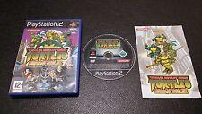 Teenage Mutant Ninja Turtles: Mutant Melee (Sony PlayStation 2)