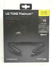 New listing Lg Tone Platinum+ (Hbs 1125) Bluetooth Headset - Black #102
