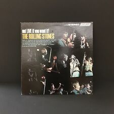 The Rolling Stones ‎Got Live If You Want It! Rare Canada FFRR Stereo LP