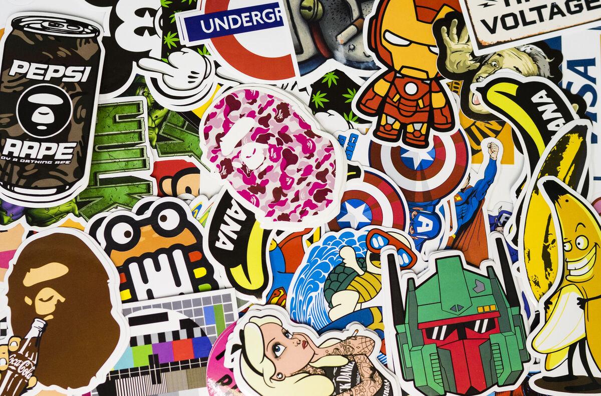 Buy Stickers