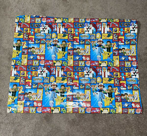 Pokemon Gift Wrapping Paper - 12.5 Sq.Ft. - New in Packaging