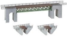 More details for faller narrow gauge bridges building kit h0 / h0e / 009 120501