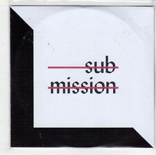 (GN268) Holy Esque, Submission 4 track sampler - DJ CD