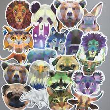 35Pc/set Geometric Animals DIY Label Stickers Diary Notebook Decal Sticker