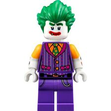LEGO BATMAN MOVIE SUPER HEROES MINIFIGURE THE JOKER SHIRTSLEEVES 70906 LOWRIDER