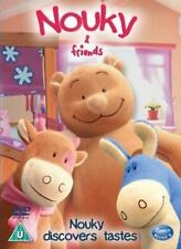 Nouky & Friends  DVD  (Brand New)    Pre School