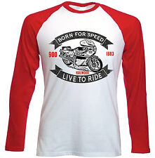 DUCATI 900 MIKE HAILWOOD 1 - NEW AMAZING GRAPHIC TSHIRT S-M-L-XL-XXL