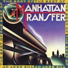 The Best of the Manhattan Transfer by The Manhattan Transfer (Cd, 1981, Rhino.