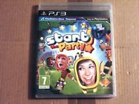 PS3 START THE PARTY Sony 2010 7+ (Sony Playstation 3 - ) Action NEW & SEALED