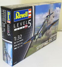 Revell Spitfire Aircraft (Military) Toy Model Kits