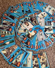 🔥**MEGA LOT** (20) RANDOM VINTAGE 1977 STAR WARS TRADING CARDS BLUE SERIES🔥